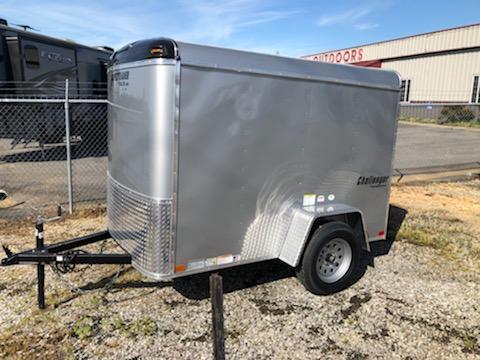 2020 Homesteader 508 CS Enclosed Cargo Trailer