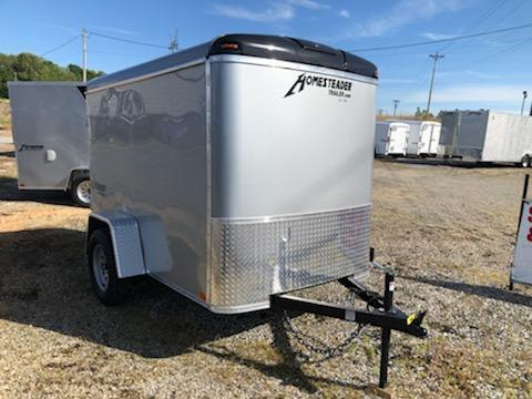 2020 Homesteader 508 CS Enclosed Cargo Trailer