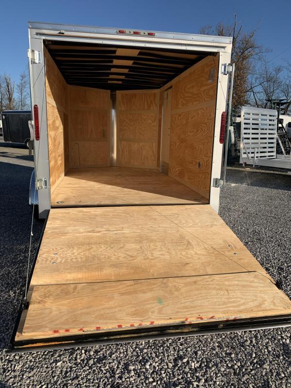 2019 Homesteader 712 IT Enclosed Cargo Trailer