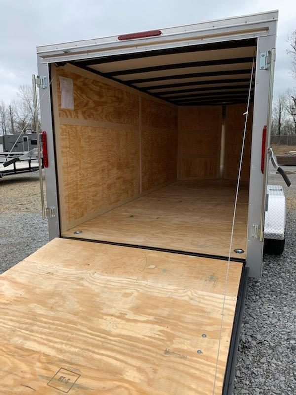 2020 Homesteader 716 IT Enclosed Cargo Trailer