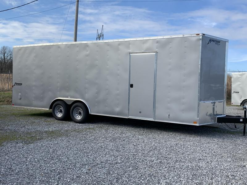 2020 Homesteader 824 IT Enclosed Cargo Trailer