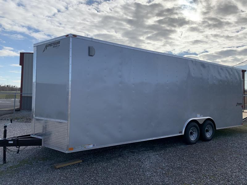 2020 Homesteader 824 IT Enclosed Cargo Trailer