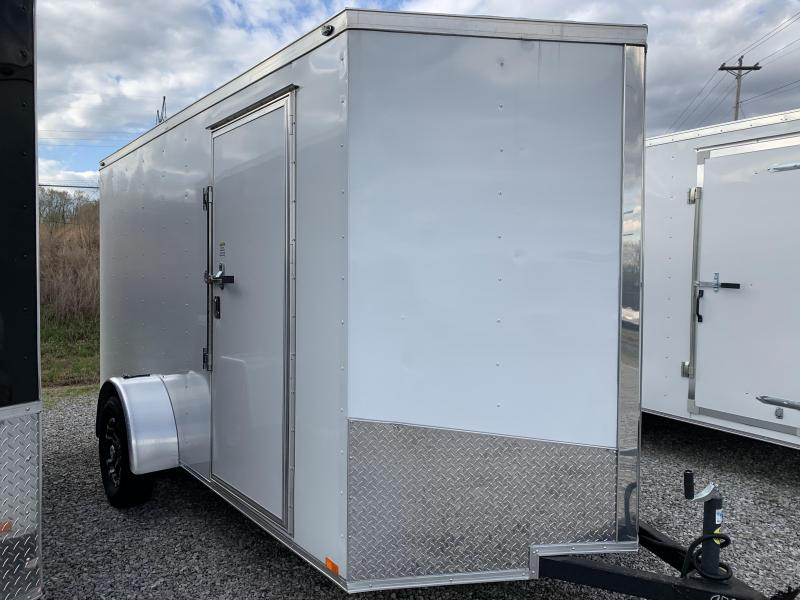 2019 Spartan Cargo 6x12 Enclosed Cargo Trailer
