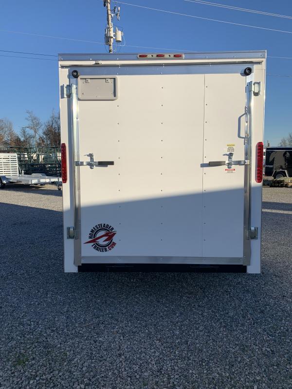 2020 Homesteader 610 IS Enclosed Cargo Trailer