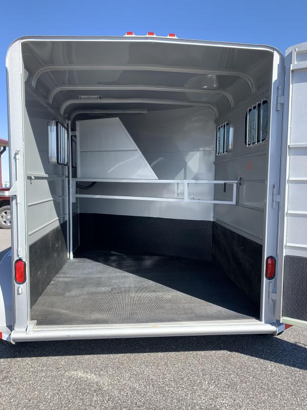 2020 Calico Trailers 2H BP Horse Trailer