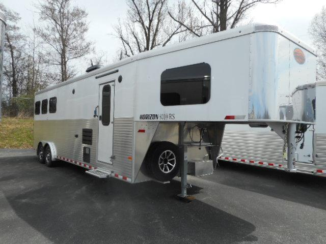 2018 Sundowner Trailers 8010 3H Horse Trailer in  KY