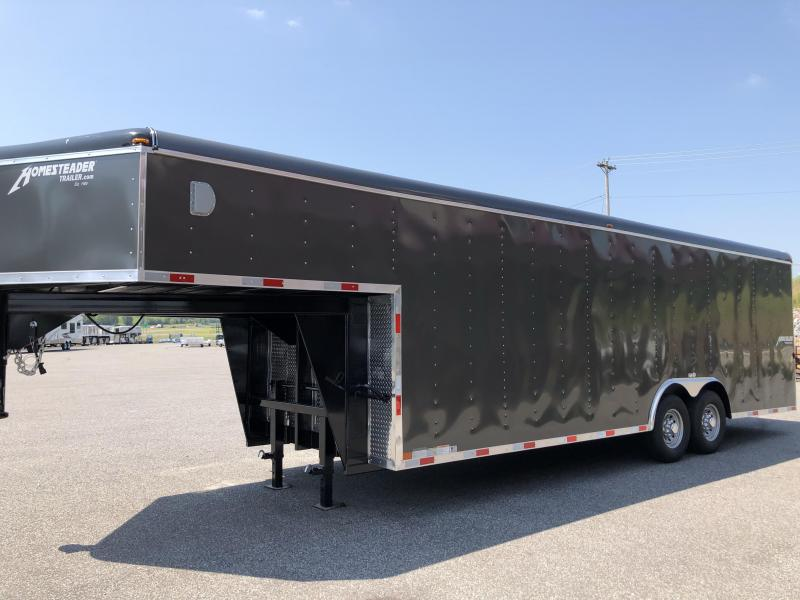 2020 Homesteader G32H2 GN Enclosed Cargo Trailer