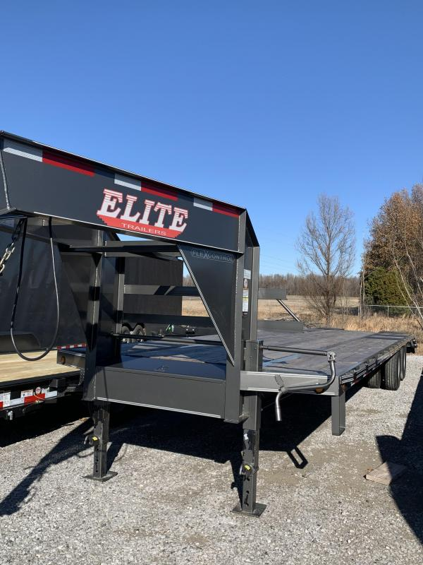 2019 Elite Trailers GN DOVETAIL-32  Farm / Ranch
