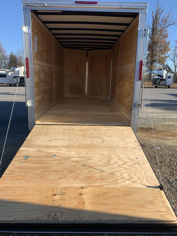 2020 Homesteader 716 IT OHV Enclosed Cargo Trailer