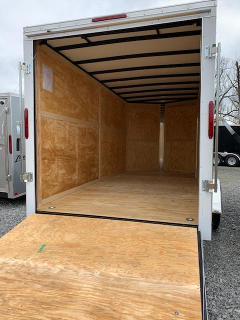2020 Homesteader 716 IT Enclosed Cargo Trailer