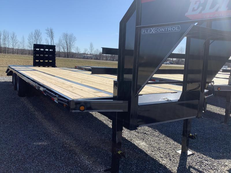 2019 Elite Trailers 8LK 25+5 Equipment Trailer