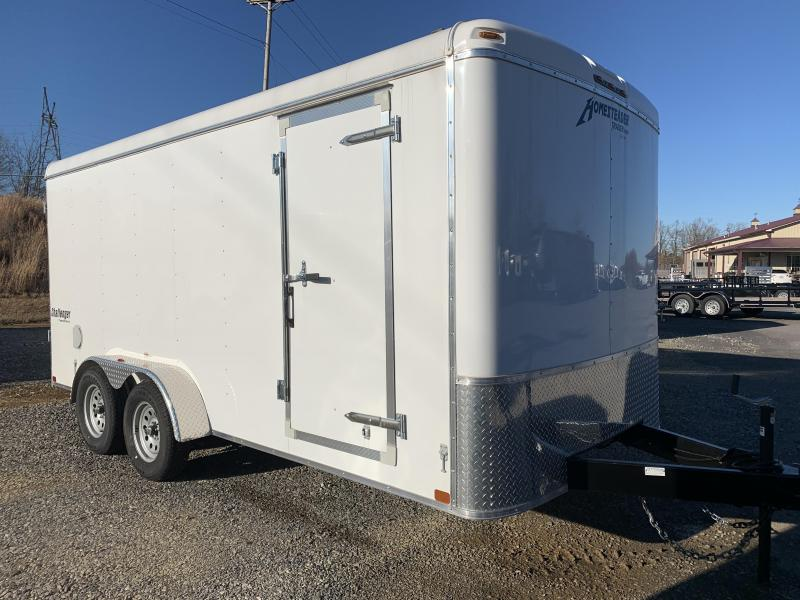 2019 Homesteader 716 CT Enclosed Cargo Trailer