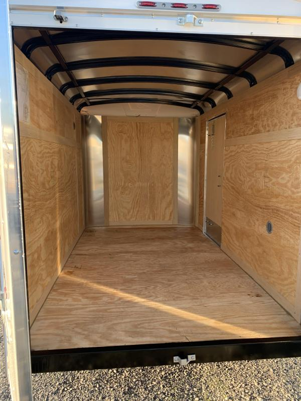 2020 Homesteader 610 CS Enclosed Cargo Trailer