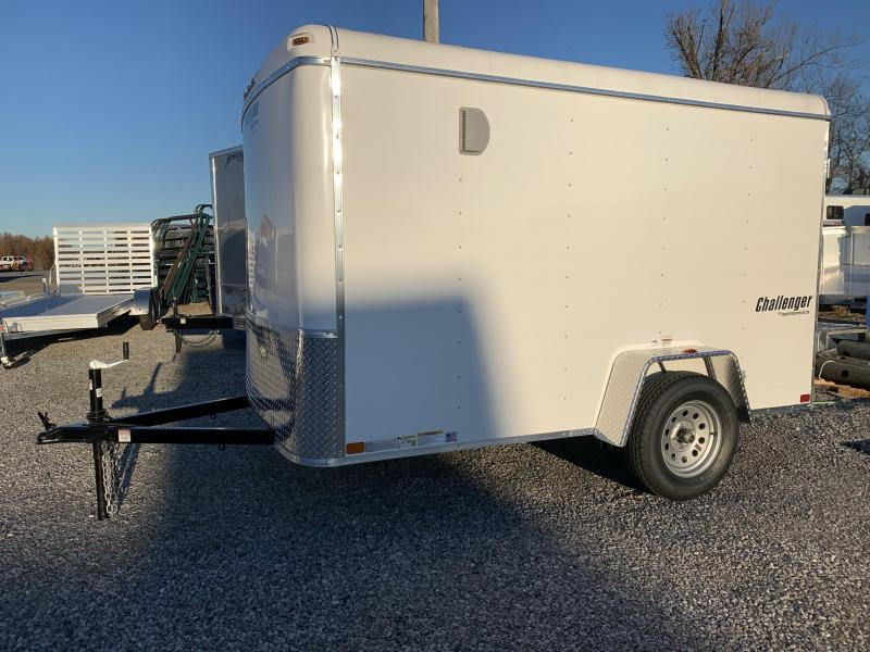 2020 Homesteader 610 CS Enclosed Cargo Trailer