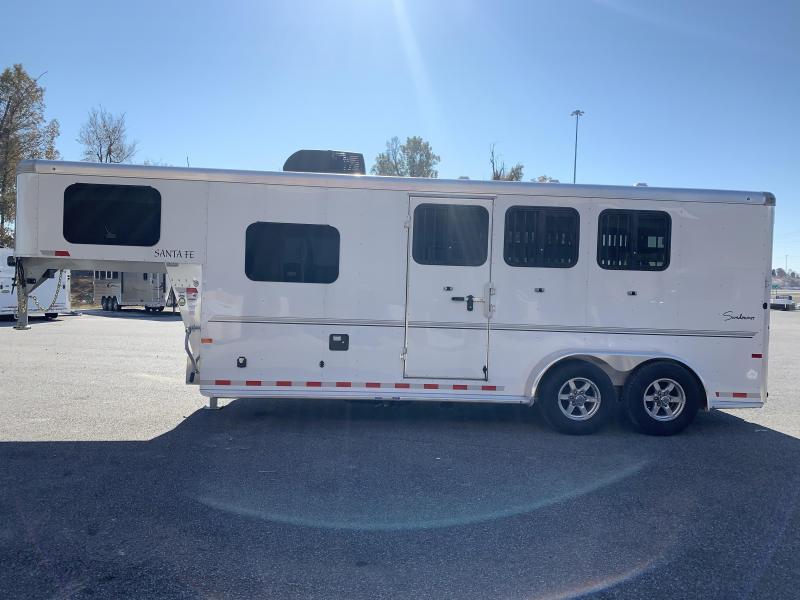 2020 Sundowner 6906 3H Super Sport Horse Trailer
