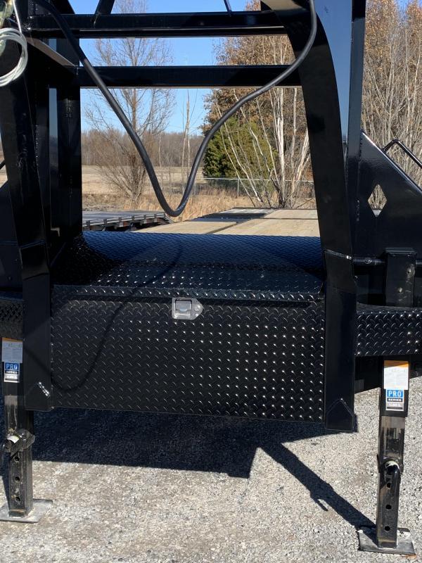 2020 Diamond C Trailers FMAX 210 HYD-DOVE Material Handling