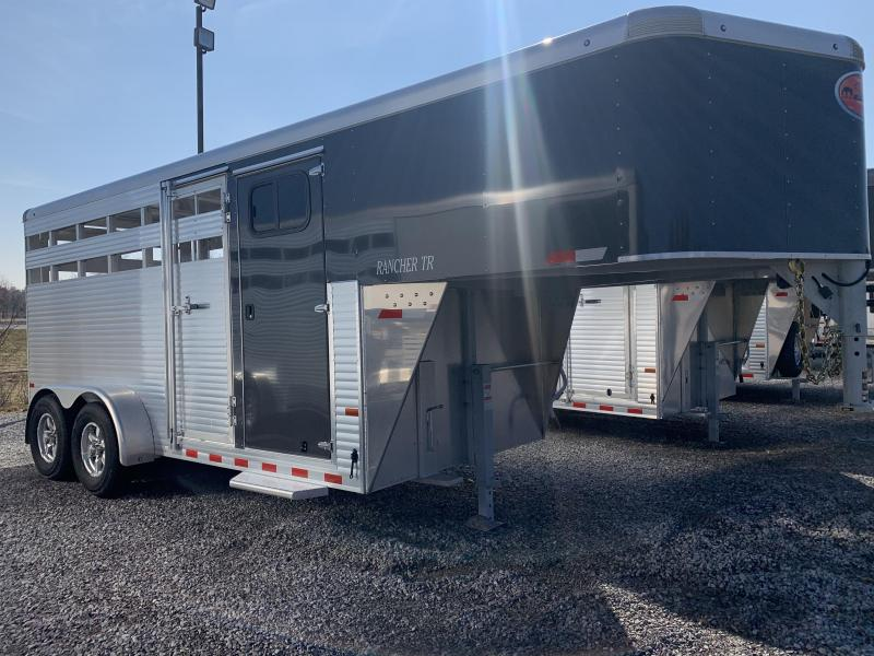 2020 Sundowner Trailers TR Rancher 16' Livestock Trailer