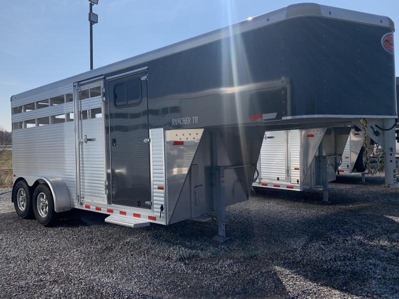 2020 Sundowner Trailers TR Rancher 16' Livestock Trailer
