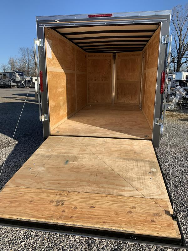 2020 Homesteader 714 IT Enclosed Cargo Trailer