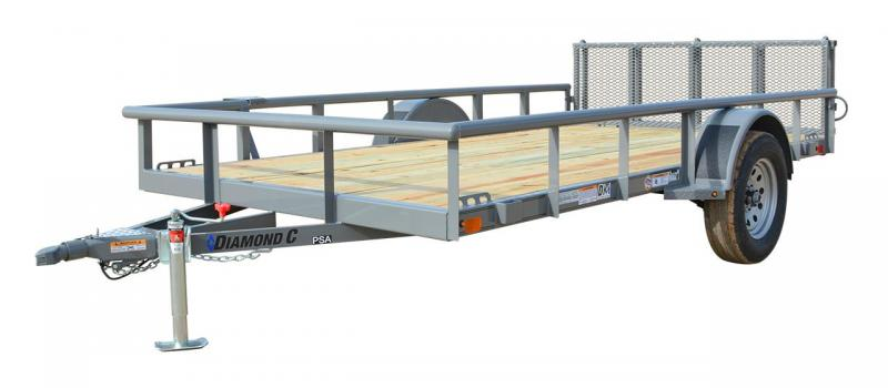 2020 Diamond C Trailers PSA135-L12x77 Utility Trailer