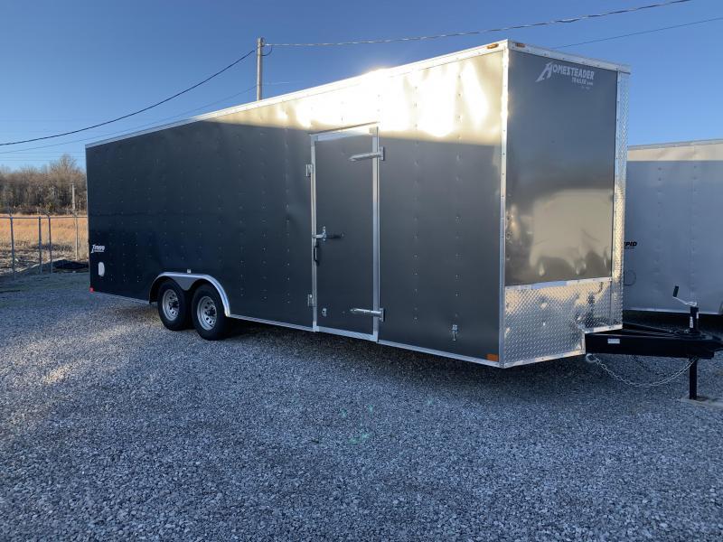 2019 Homesteader 824 IT Enclosed Cargo Trailer