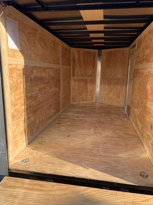 2020 Homesteader 612 IS Enclosed Cargo Trailer