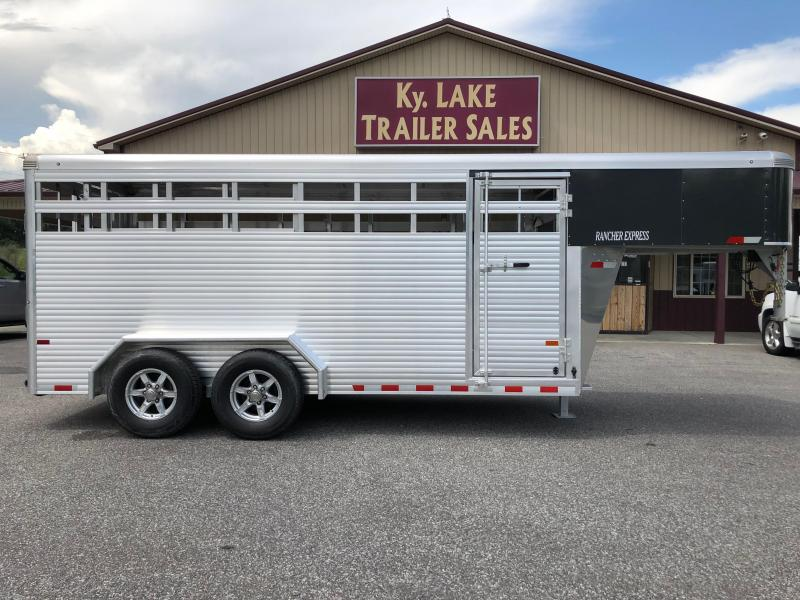 2020 Sundowner  20 Rancher Express Livestock Trailer