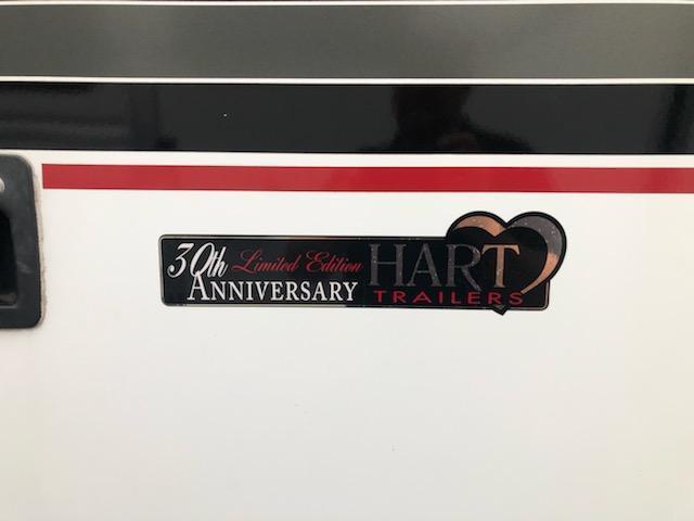 1998 Hart 3H Horse Trailer