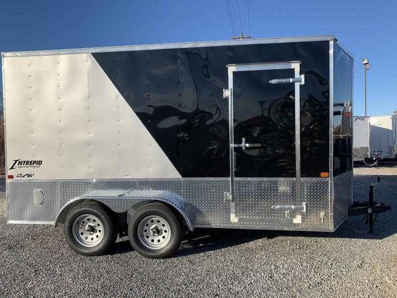 2020 Homesteader 714 IT OHV Enclosed Cargo Trailer