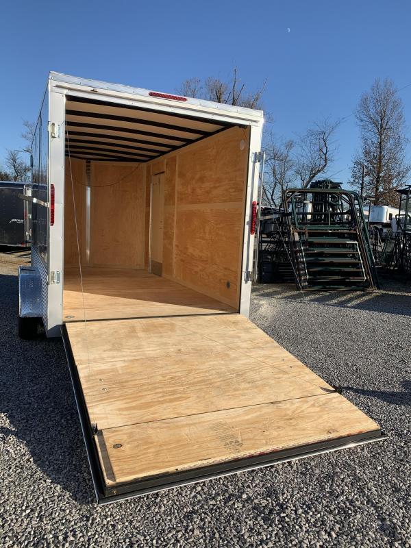 2020 Homesteader 714 IT OHV Enclosed Cargo Trailer