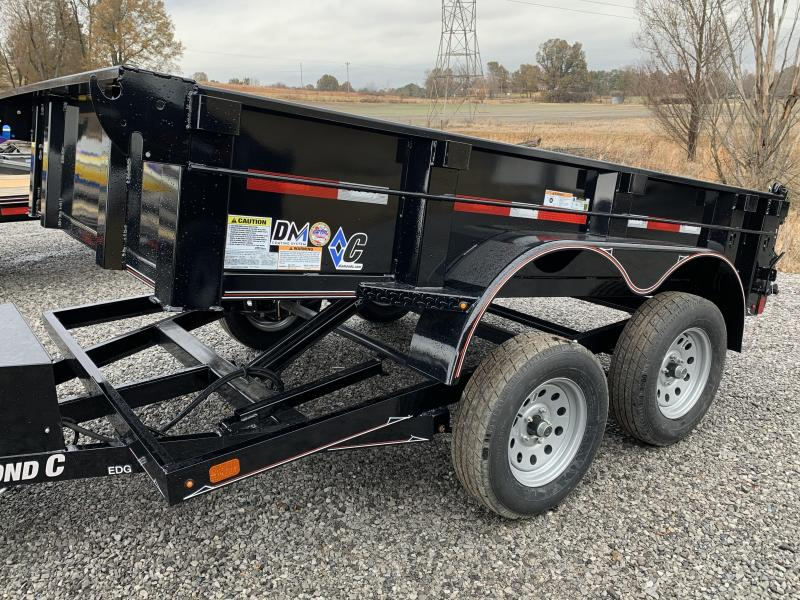 2019 Diamond C EDG 235 10x77 Dump Trailer