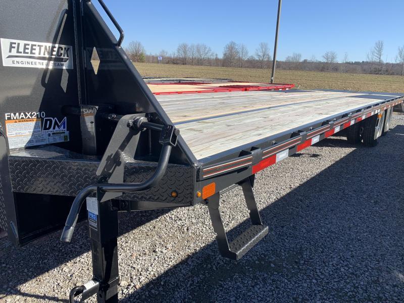 2019 Diamond C Trailers FMAX 210 32x102 Equipment Trailer