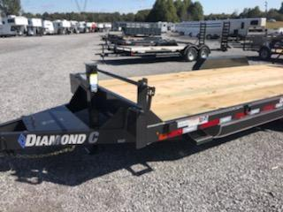 2019 Diamond C EQT 207 20x82 Equipment Trailer