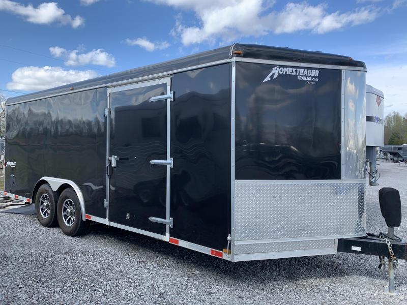 2017 Homesteader Inc. 820 HT Enclosed Cargo Trailer