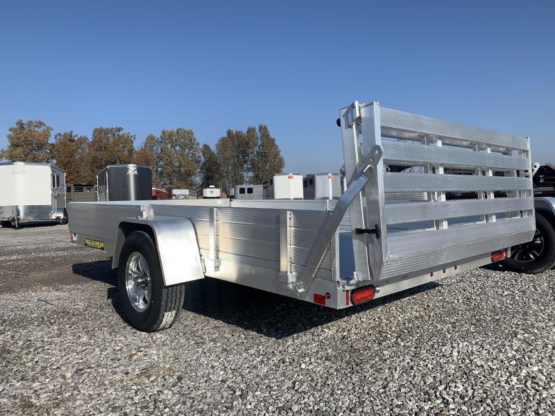 2020 Aluma 8112S-R-BT SR Utility Trailer