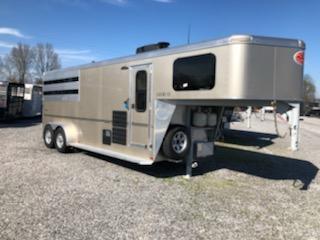 2020 Sundowner Trailers Santa Fe 6906 Super Sport Horse Trailer
