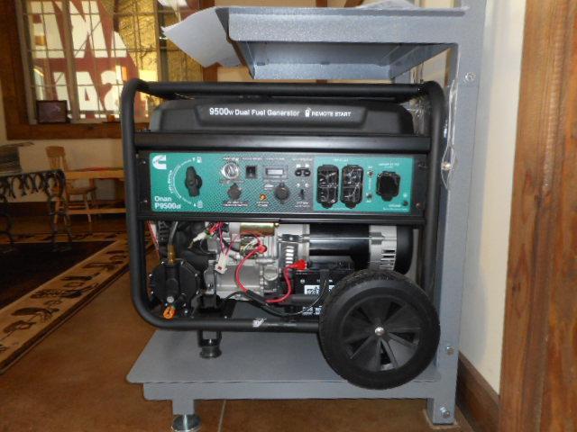2020 Cummins Onan P9500df Generator