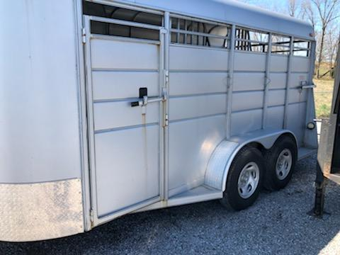 2008 Calico Trailers 3H BP Horse Trailer