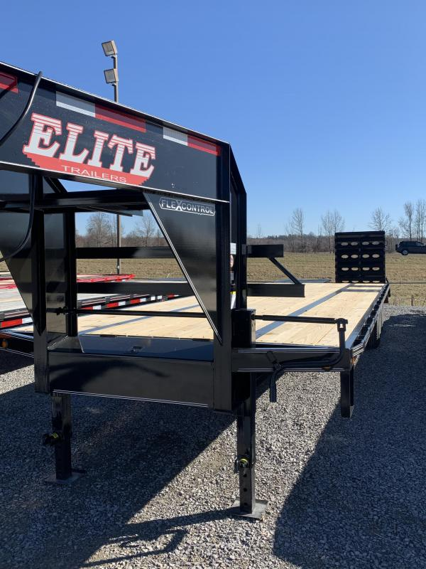2019 Elite Trailers GN DOVETAIL-30 Farm / Ranch