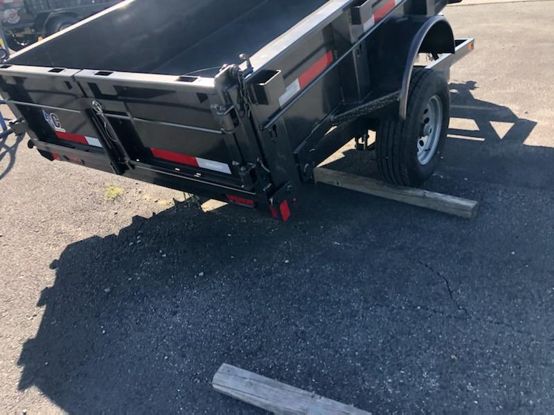 2020 Diamond C EDS152-10x60 Dump Trailer
