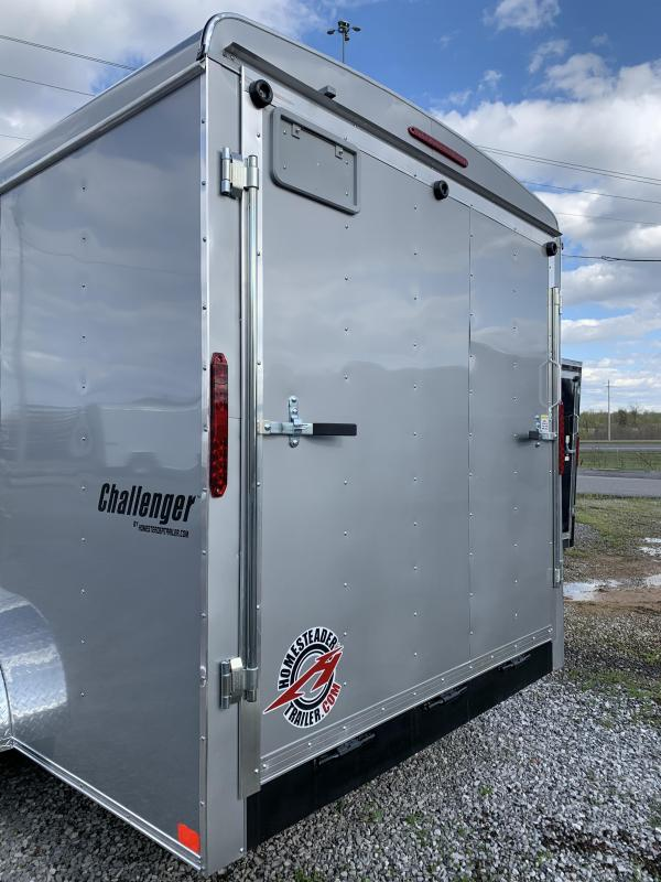 2020 Homesteader 716 CT Enclosed Cargo Trailer