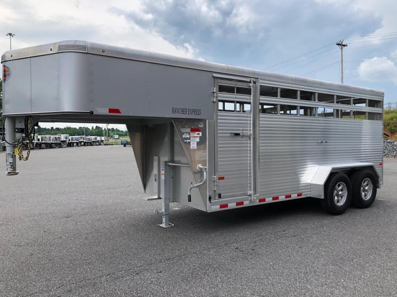 2020 Sundowner 16 GN Rancher Livestock Trailer