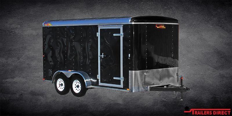 2020 Doolittle Trailer Mfg Cargomaster 6 Wide Tandem Axle 7K Enclosed Cargo Trailer
