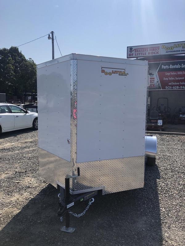 2020 Doolittle Trailer Mfg DOOLITTLE RALLY SPORT CARGO 6x12 Enclosed Cargo Trailer