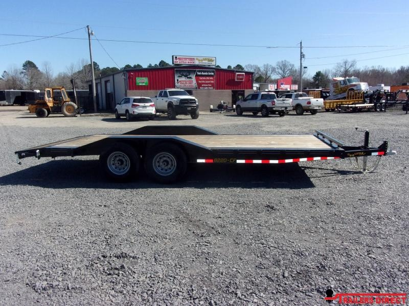 2020 Doolittle Trailer Mfg Xtreme 102' Wide 14K Equipment Trailer