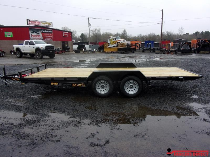 2020 Doolittle Trailer Mfg ez loader  84' Wide 7K Equipment Trailer