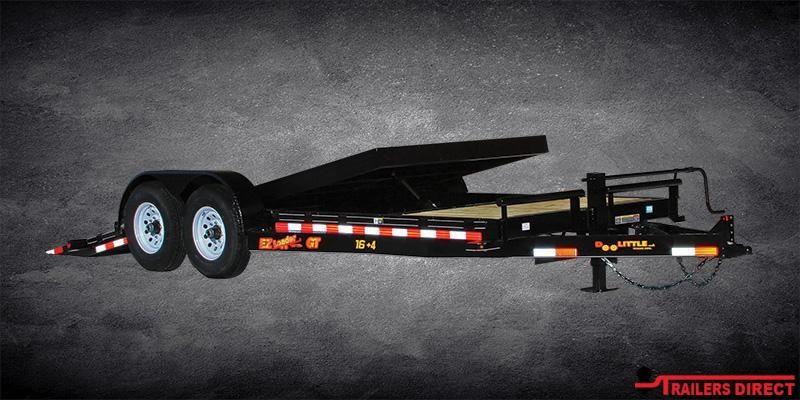 2020 Doolittle Trailer Mfg EZ Loader GT 14K Equipment Trailer