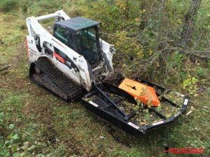2019 Other SKID PRO CLOSED FACED BRUSH CUTTER Attachment