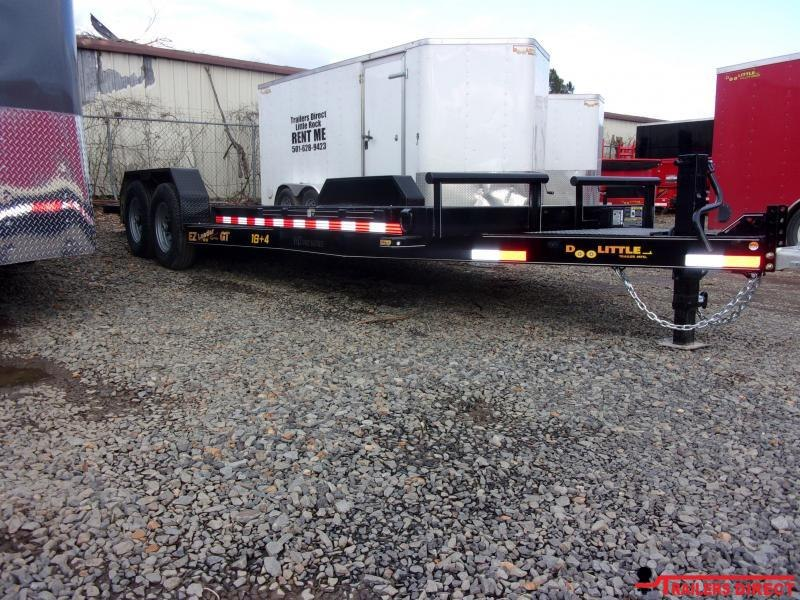 2020 Doolittle Trailer Mfg EZ Loader GT 14K Equipment Trailer