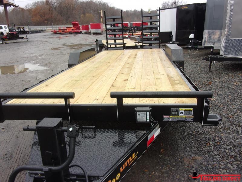 2020 Doolittle Trailer Mfg XTREME 82X20 Equipment Trailer